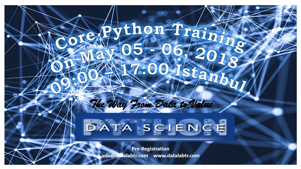 Core Python Training