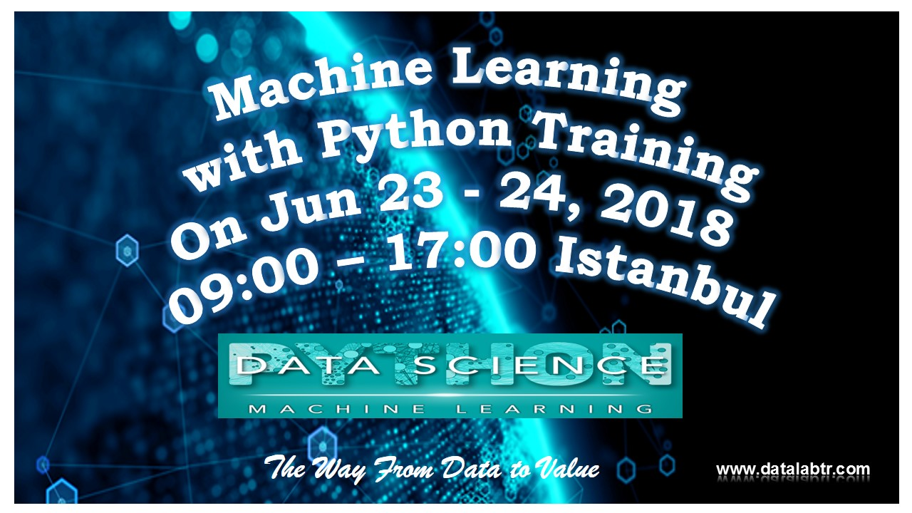 Machine Learning with Python Training